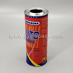 Brake fluid oil can