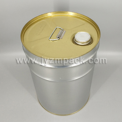 5 gallon tight head drums with 50mm screw cap